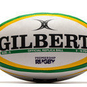 Northampton Saints Official Replica Rugby Ball