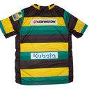Northampton Saints 2016/17 Kids Home S/S Replica Rugby Shirt