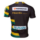Northampton Saints 2016/17 European S/S Replica Rugby Shirt