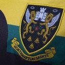 Northampton Saints 2016/17 Kids European S/S Replica Rugby Shirt