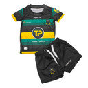Northampton Saints 2016/17 Home Infant Rugby Kit