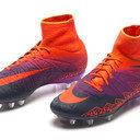 Hypervenom Phantom II Kids FG Football Boots