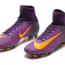 Mercurial Superfly V Kids FG Football Boots