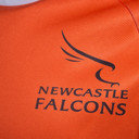 Newcastle Falcons 2016/17 Alternate S/S Replica Rugby Shirt