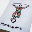 Harlequins Duotone Supporters Rugby Scarf