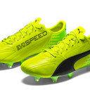 evoSPEED 17 SL Leather FG Football Boots