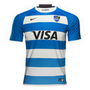 Argentina 2016/17 Home S/S Replica Rugby Shirt