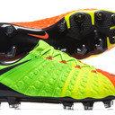 Hypervenom Phantom III FG Football Boots