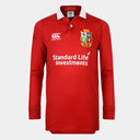 British & Irish Lions 2017 Youth Match Day Classic L/S Rugby Shirt