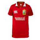 British & Irish Lions 2017 Youth Match Day Pro S/S Rugby Shirt
