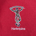 Harlequins Mens Retro L/S Shirt