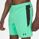 Pitch II Flow Free Woven Training Shorts