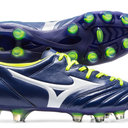 Morelia Neo K Leather Moulded FG Football Boots