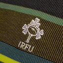 Ireland IRFU 2017 Jacquard Rugby Polo Shirt