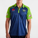 Canberra Raiders NRL 2020 Players Rugby Polo Shirt