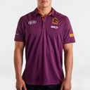 Brisbane Broncos NRL 2020 Players Rugby Polo Shirt