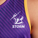 Melbourne Storm NRL 2020 Players Rugby Training Singlet