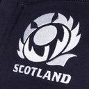 Scotland 2017/18 Home Cotton S/S Replica Rugby Shirt
