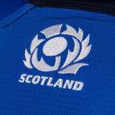 Scotland 2017/18 Kids S/S Rugby Training Shirt