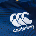 Leinster 2017/18 Home Pro S/S Rugby Shirt