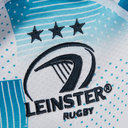 Leinster 2017/18 Kids Alternate S/S Pro Rugby Shirt