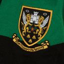 Northampton Saints 2017/18 Kids Supporters L/S Cotton Rugby Shirt