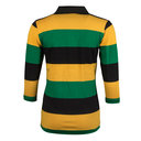 Northampton Saints 2017/18 Ladies Supporters Cotton Rugby Shirt
