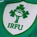 Ireland IRFU 2017/18 Home Classic S/S Rugby Shirt