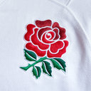 England 2017/18 Home Classic Kids L/S Rugby Shirt