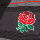England 2017/18 Off Field Pique Rugby Polo Shirt