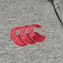 England 1871 Jacquard Pique Rugby Polo Shirt