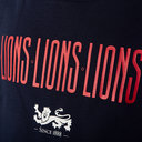 British Irish Lions Graphic Hoodie Junior Boys