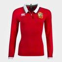 British and Irish Lions Long Sleeve Classic Shirt 2021 Ladies