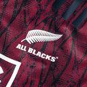 New Zealand All Blacks Mens Training Shirt 2020