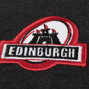 Edinburgh 2017/18 Players Travel Rugby T-Shirt