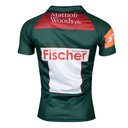 Leicester Tigers 2017/18 Home S/S Replica Rugby Shirt