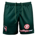Leicester Tigers 2017/18 Home Rugby Shorts