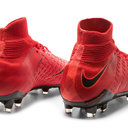 Hypervenom Phantom III Kids Dynamic Fit FG Football Boots