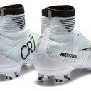 Mercurial Superfly V CR7 Dynamic Fit Kids FG Football Boots