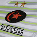 Saracens 2017/18 Alternate Players Match S/S Replica Rugby Shirt