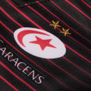 Saracens 2017/18 Infant Home S/S Replica Rugby Shirt