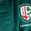London Irish 2017/18 Kids Home S/S Replica Rugby Shirt