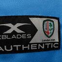 London Irish 2017/18 Kids Alternate S/S Replica Rugby Shirt