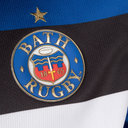 Bath 2017/18 Home Kids S/S Pro Rugby Shirt