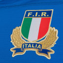 Italy 2017/18 Home Test S/S Rugby Shirt