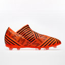 Nemeziz 17+ 360 Agility FG Kids Football Boots