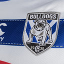 Canterbury Bulldogs NRL 2018 Alternate Heritage S/S Rugby Shirt