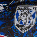 Canterbury Bulldogs 2018 NRL Limited Edition S/s Rugby Shirt
