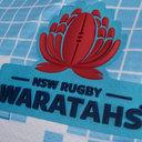 NSW Waratahs 2018 Alternate Super Rugby S/S Rugby Shirt