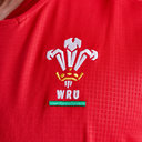 Wales WRU 2017/19 Home S/S Replica Rugby Shirt